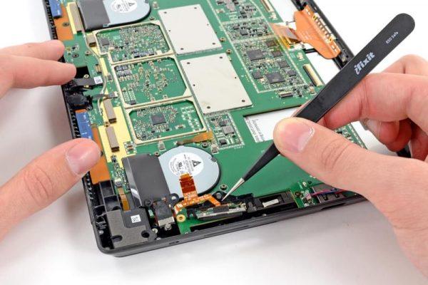 Диагностика и ремонт планшетов