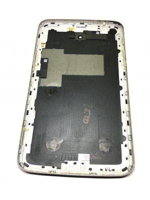 Корпус Samsung Galaxy Tab 3 SM-T211 крышка задняя с  кнопками включения и громкости Оригинал с разборки