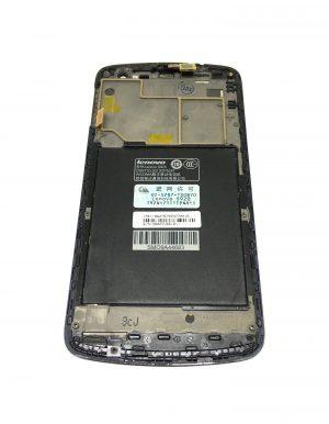 Дисплей Lenovo S920 черный