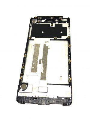 Рамка дисплея Lenovo S90 черный Оригинал с разборки