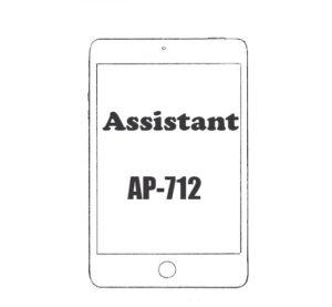 Assistant AP-712
