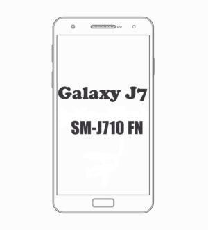 Galaxy J7 2016 SM-J710FN