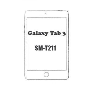 Galaxy Tab 3 SM-T211