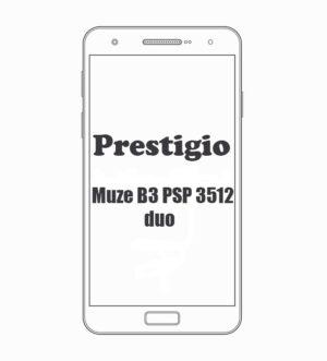 Prestigio Muze B3 PSP 3512 duo