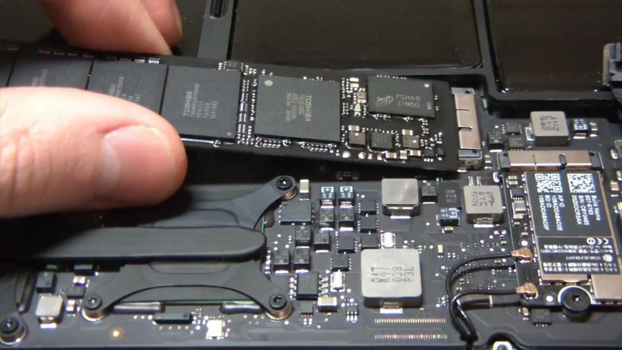 Замена HDD на SSD в Харькове