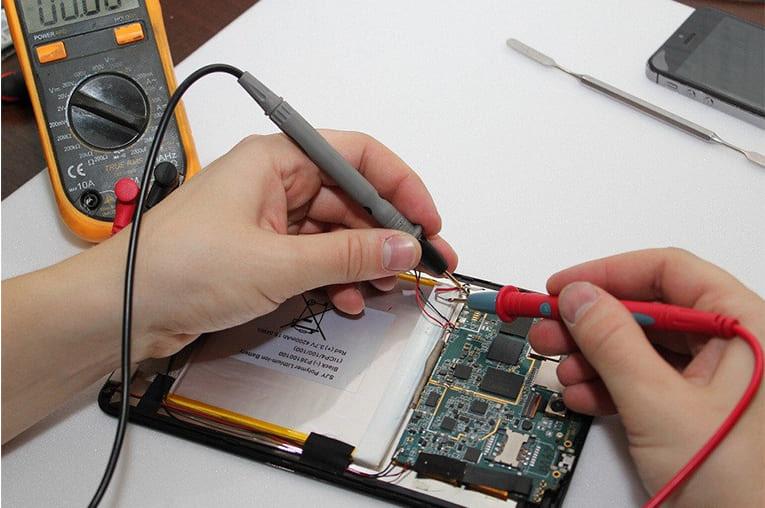 Ремонт планшетов любой сложности
