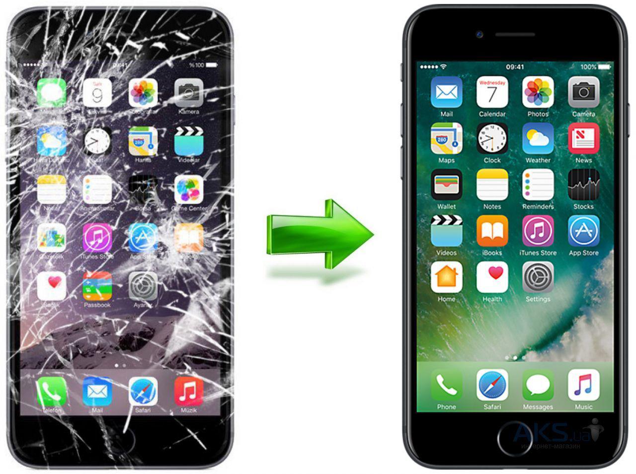 Замена сенсорного стекла (тачскрина) телефона - Украина